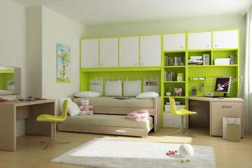 детская мебель для детей спальня шкаф стол кровать